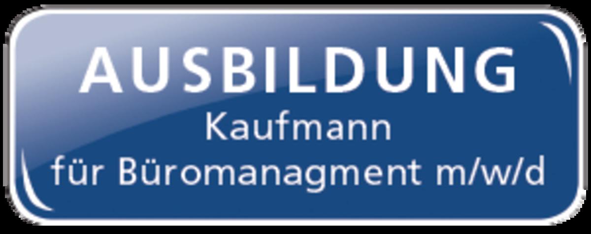 Ausbildung zum Bürokaufmann für Büromanagement  m/w/d